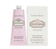 Crabtree & Evelyn Evelyn Rose Ultra-Moisturising Hand Therapy 3.5oz/100g