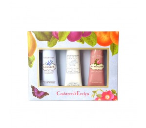 Crabtree & Evelyn Floral Hand Therapy Trio