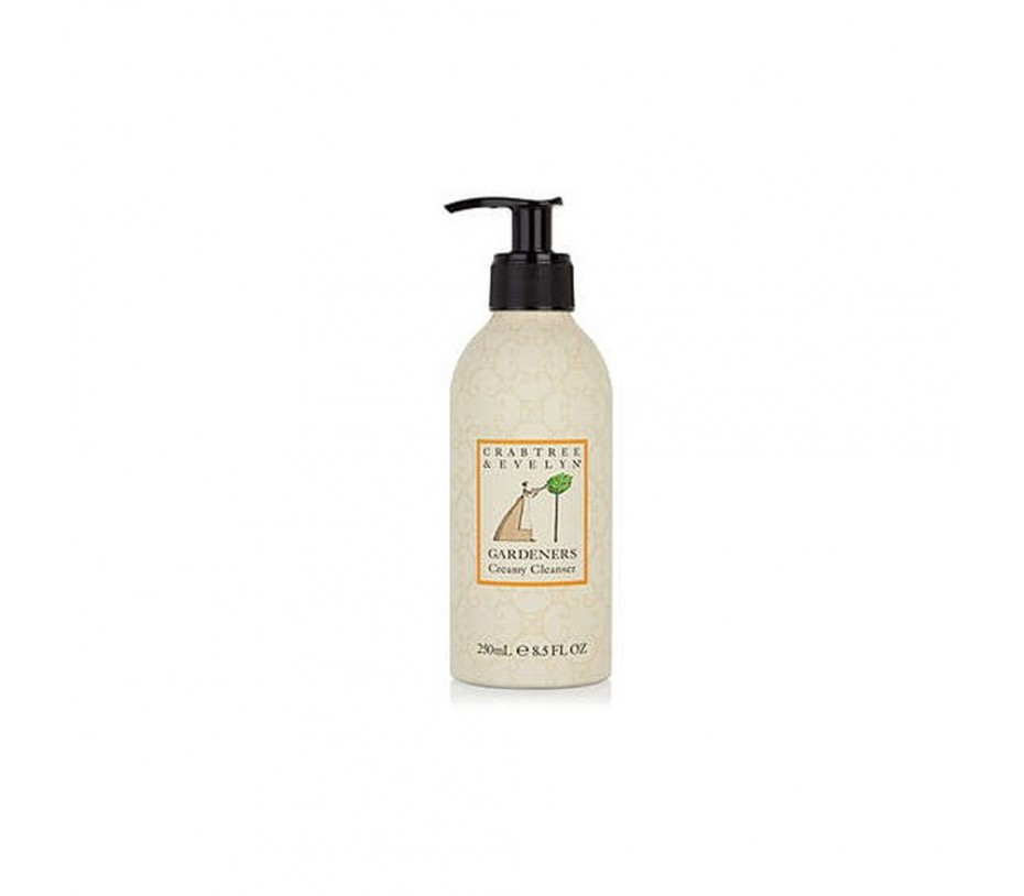 Crabtree & Evelyn Gardeners Creamy Cleanser 8.5oz/241g