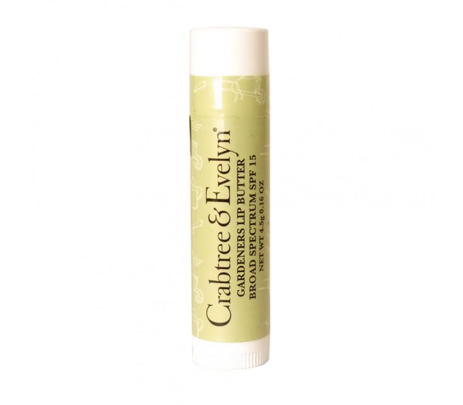 Crabtree & Evelyn Gardeners Lip Butter Broad Spectrum SPF 15 0.16oz/4g