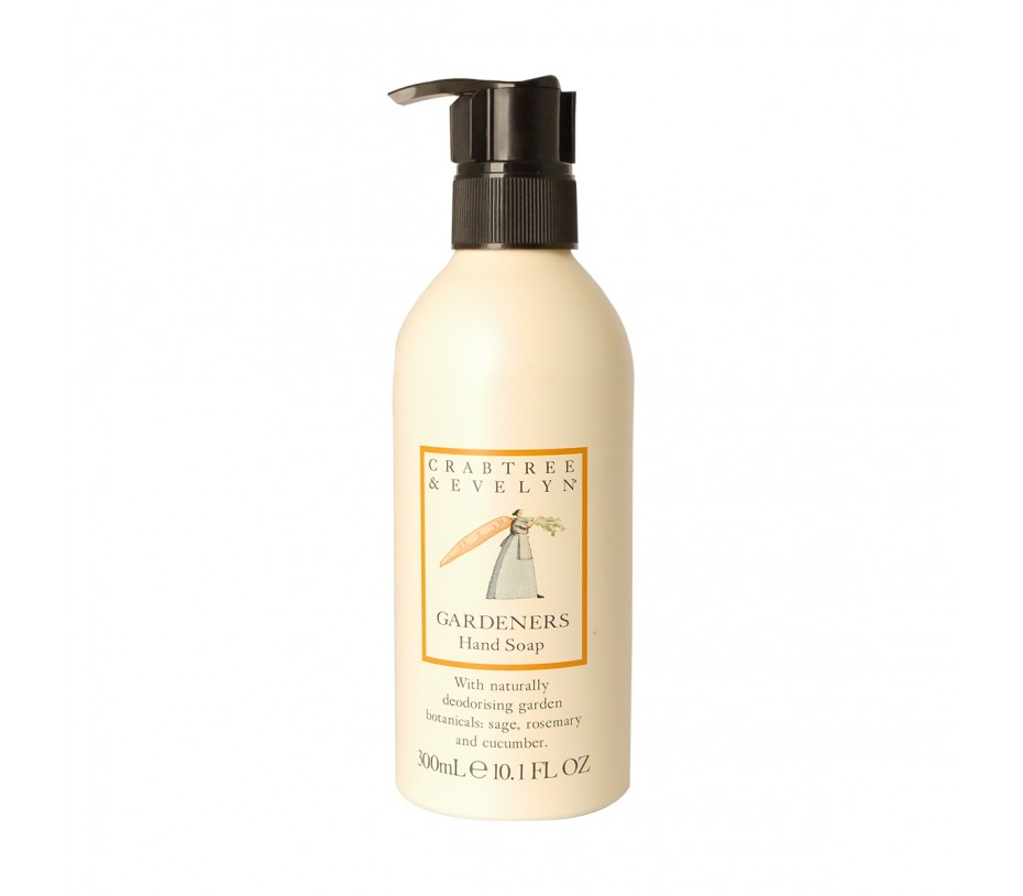 Crabtree & Evelyn Gardeners Liquid Hand Soap 10.1fl.oz/300ml