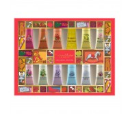 Crabtree & Evelyn Hand Therapy Sampler in Box (12 x 25g)