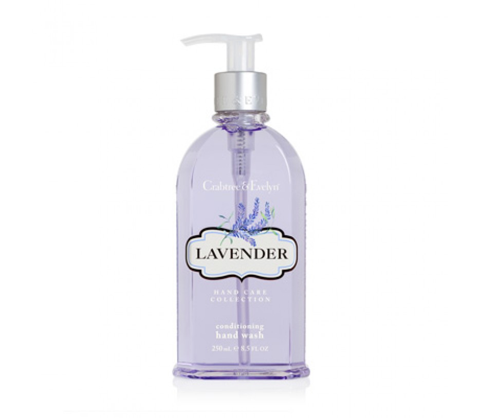 Crabtree & Evelyn Lavender Conditioning Hand Wash 8.5fl.oz/251ml
