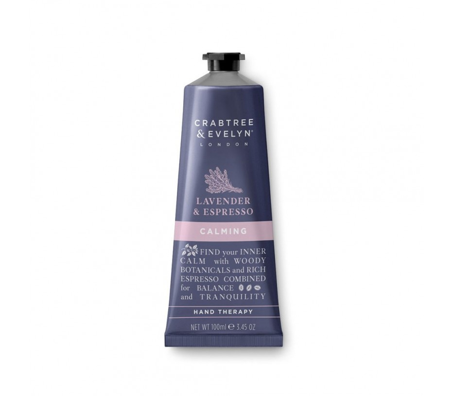 Crabtree & Evelyn Lavender & Espresso Calming Hand Therapy 3.45fl.oz/100ml