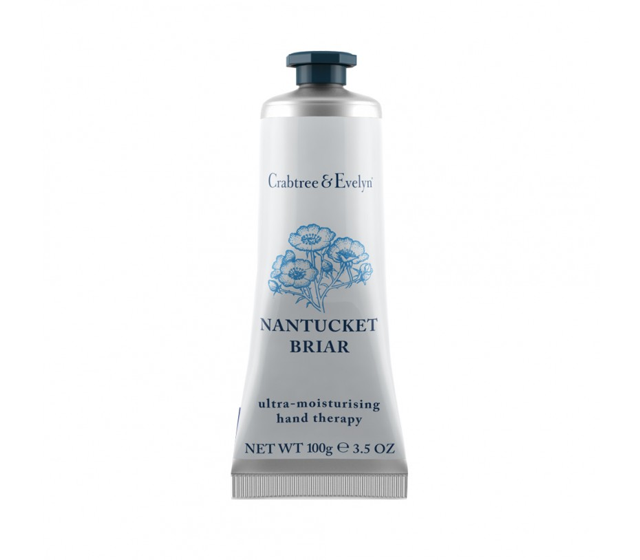 Crabtree & Evelyn Nantucket Briar Ultra-Moisturising Hand Therapy 3.5oz/100g
