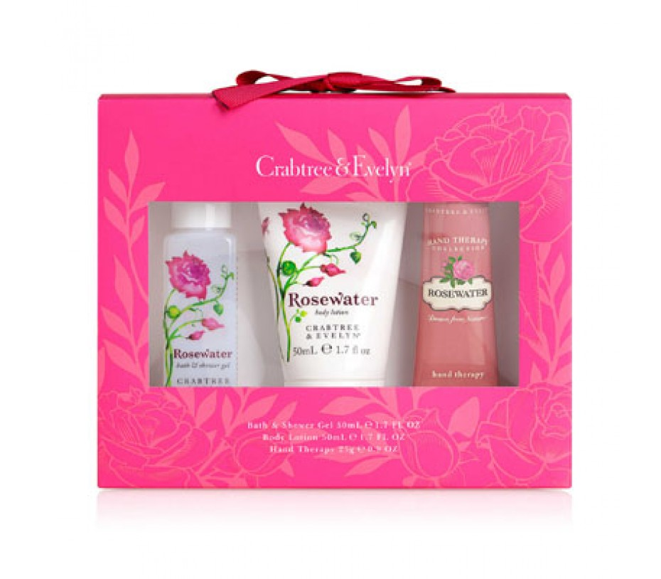 Crabtree & Evelyn Rosewater Little Luxuries