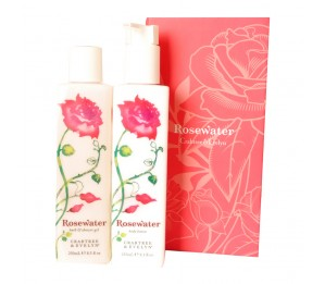 Crabtree & Evelyn Rosewater Perfect Pair