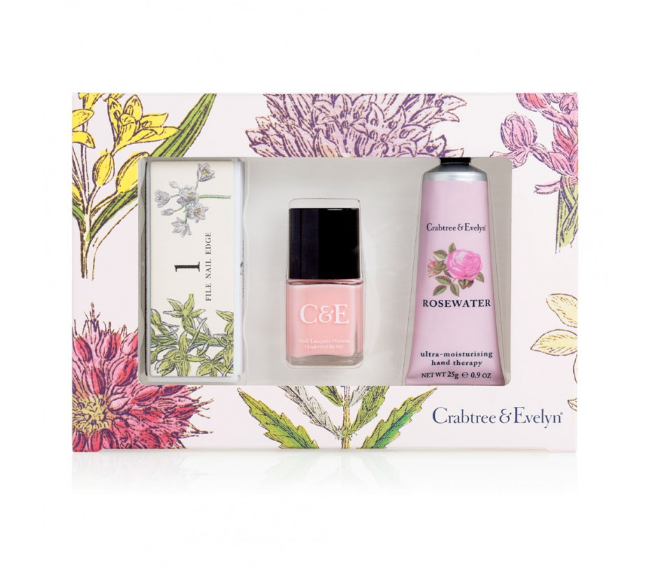 Crabtree & Evelyn Rosewater Pretty Hands