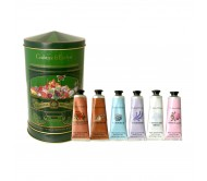Crabtree & Evelyn Sensational Six Hand Therapy Music Tin