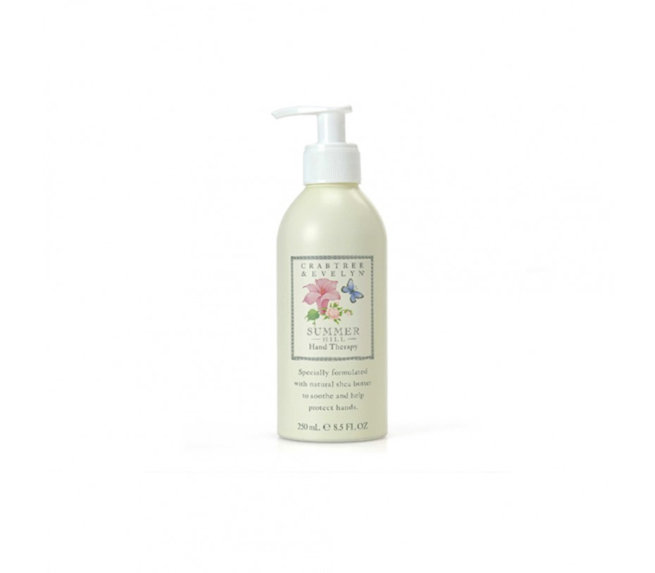Crabtree & Evelyn Summer Hill Hand Therapy 8.5oz/241g