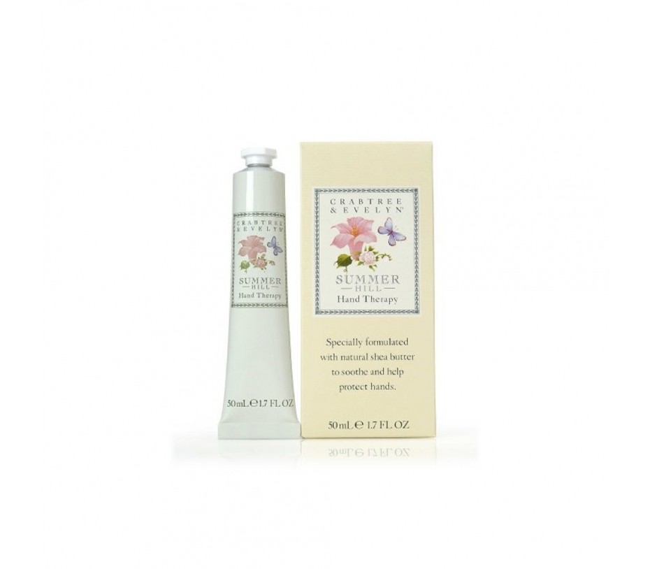 Crabtree & Evelyn Summer Hill Hand Therapy 1.7oz/48g