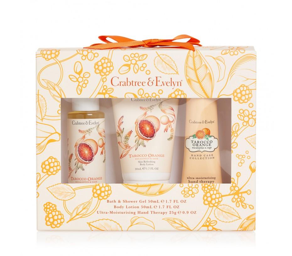 Crabtree & Evelyn Tarocco Orange, Eucalyptus & Sage Little Luxuries