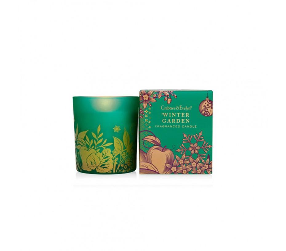 Crabtree & Evelyn Winter Garden Fragranced Candle
