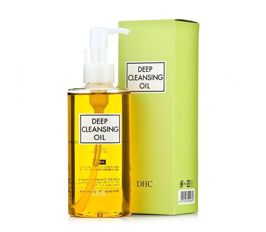 DHC Deep Cleansing Oil (Japanese Packaging) 6.7fl.oz/198ml