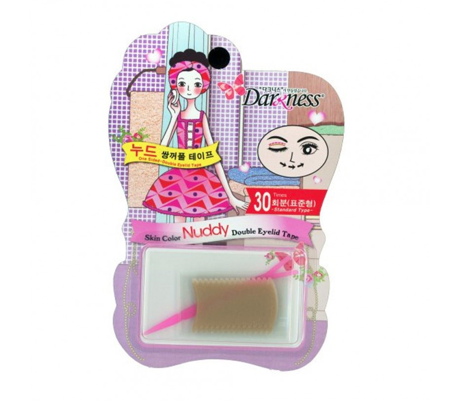 Darkness Nuddy Double Eyelid Tape (30 Tapes) Standard Type