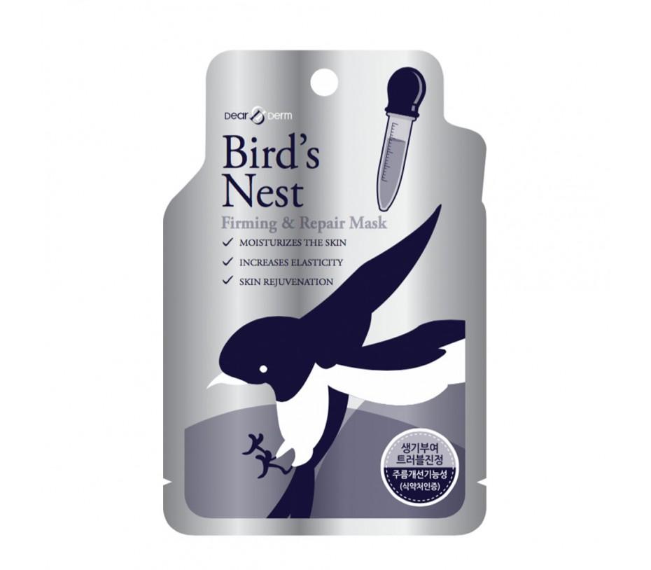 Dearderm Bird's Nest Firming & Repair Mask (1pc) 0.85fl.oz/25ml