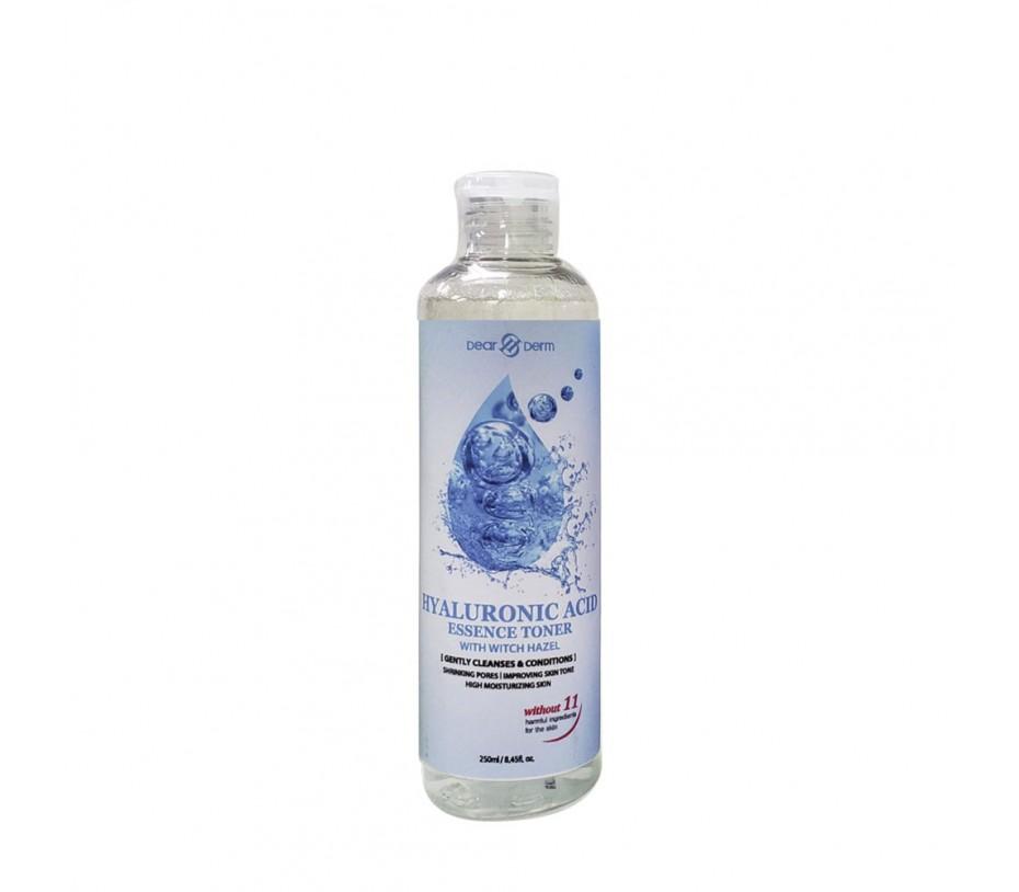 Dearderm Hyaluronic Acid Essence Toner 8.45fl.oz/250ml