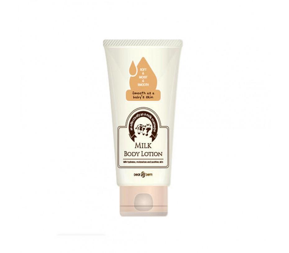 Dearderm Milk Body Lotion 5.07fl.oz/150ml