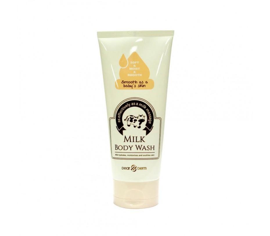 Dearderm Milk Body Wash 5.07fl.oz/150ml