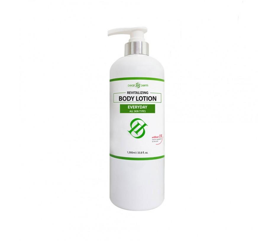 Dearderm Revitalizing Body Lotion 33.8fl.oz/1000ml