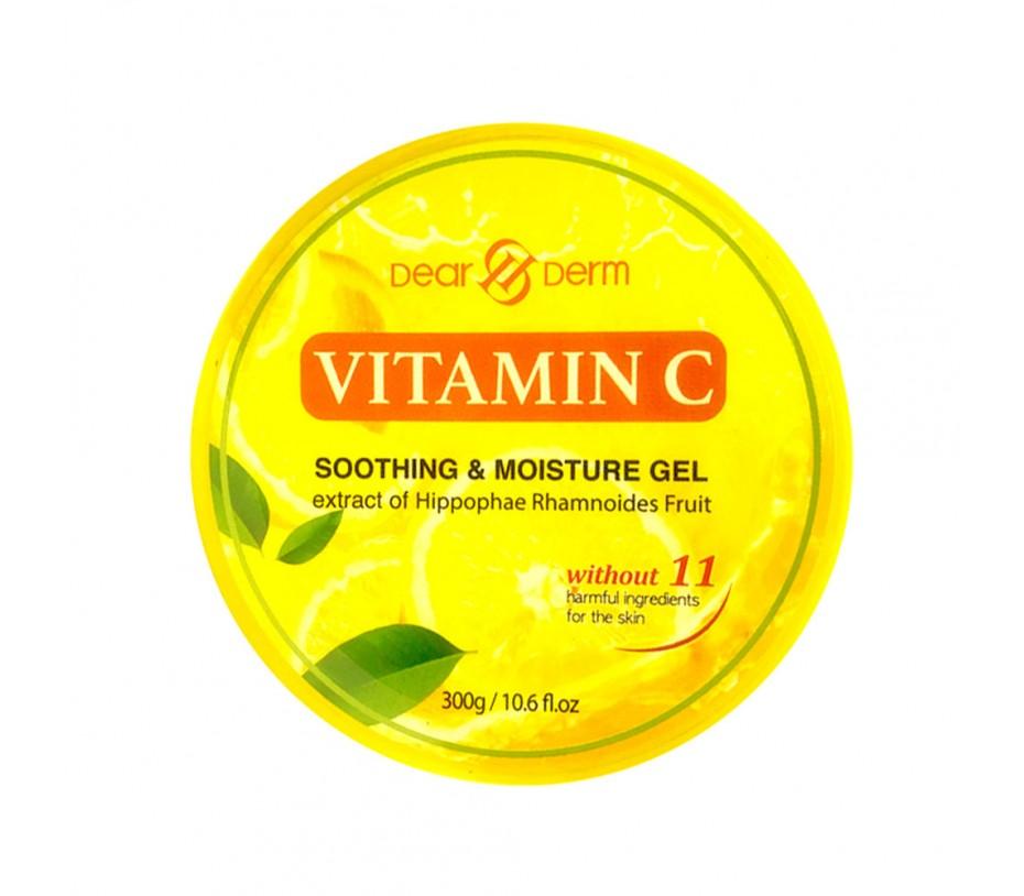 Dearderm Vitamin C Soothing & Moisture Gel 10.6fl.oz/313ml
