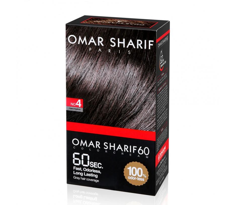 Dongsung Omar Sharif 60 No. 4 [Light Chestnut]