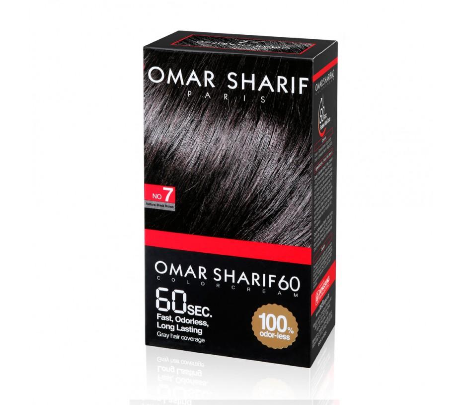 Dongsung Omar Sharif 60  No. 7 [Natural Black Brown]