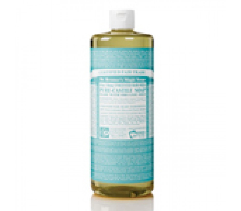 Dr. Bronner's Magic Soaps Baby Mild Pure Castile Classic Soap 32fl.oz/946ml