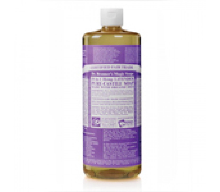 Dr. Bronner's Magic Soaps Lavender Pure Castile Classic Soap 32fl.oz/946ml