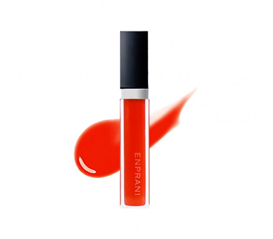 Enprani Delicate Luminous Lip Gloss (01R Cherry Shot) 0.23oz/6.8g