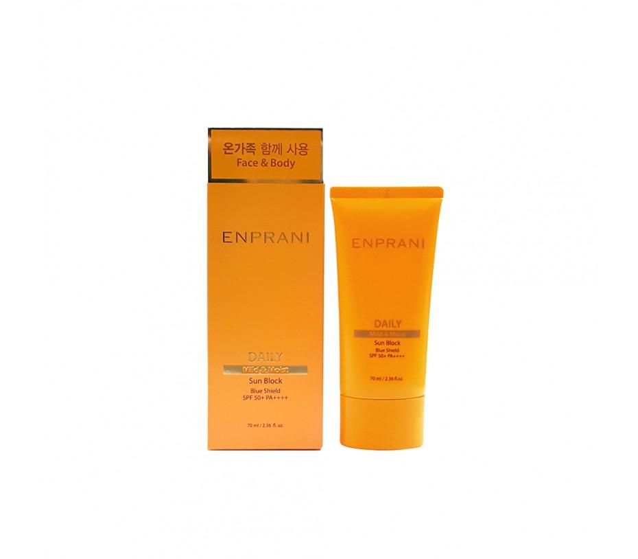 Enprani Enprani Daily Sun Block UV Protect SPF50+ PA++++ 2.36fl.oz/70ml