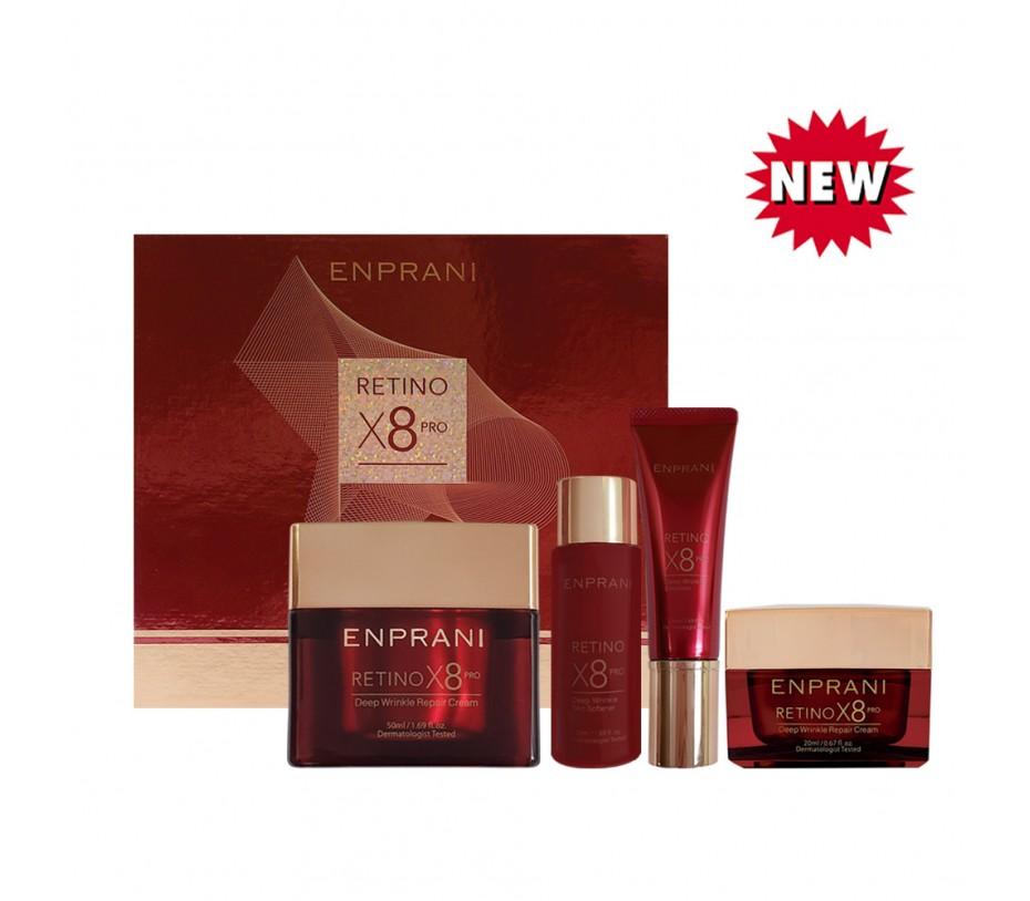 Enprani Enprani Retino Eight X8 Pro Deep Wrinkle Repair Cream Special Set