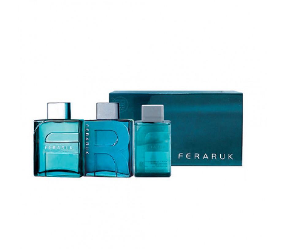 Enprani For Men Feraruk Aqua Re-Tuning Set 2pcs