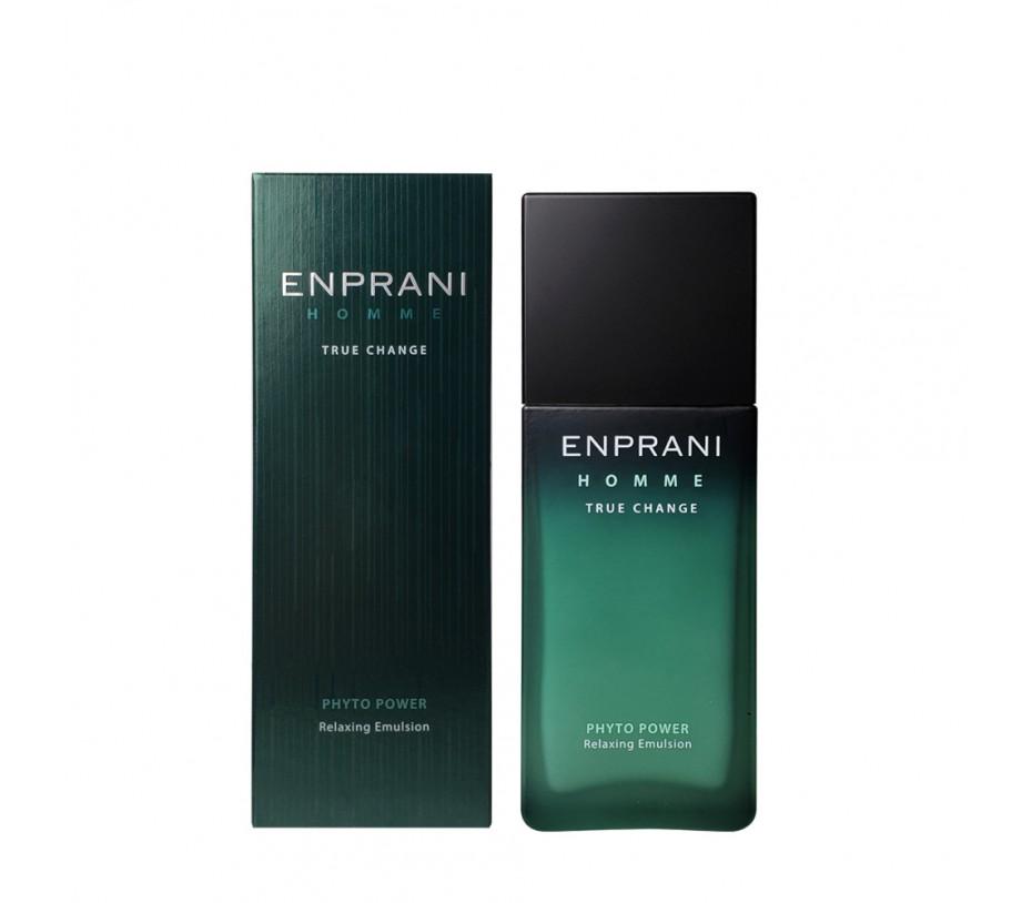 Enprani For Men Homme True Change Phyto Power Relaxing Emulsion 4.22fl.oz/125ml