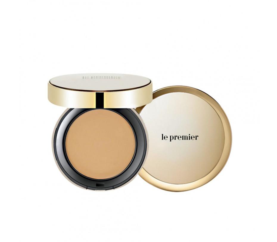 Enprani Le Premier Skin Cover Pact SPF30 (No.21 Light Beige) 0.49oz/14g x 2