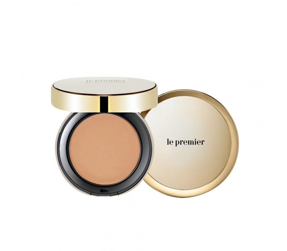 Enprani Le Primier Skin Cover Pact (No.23 Natural Beige) 0.49oz/14g x 2
