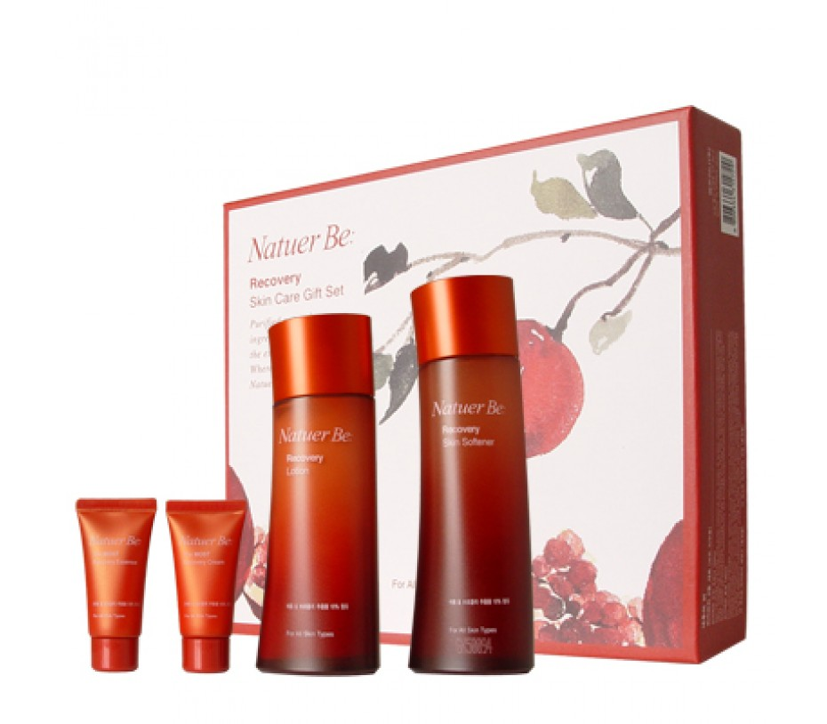 Enprani Nature Be Reactive 2pcs Set