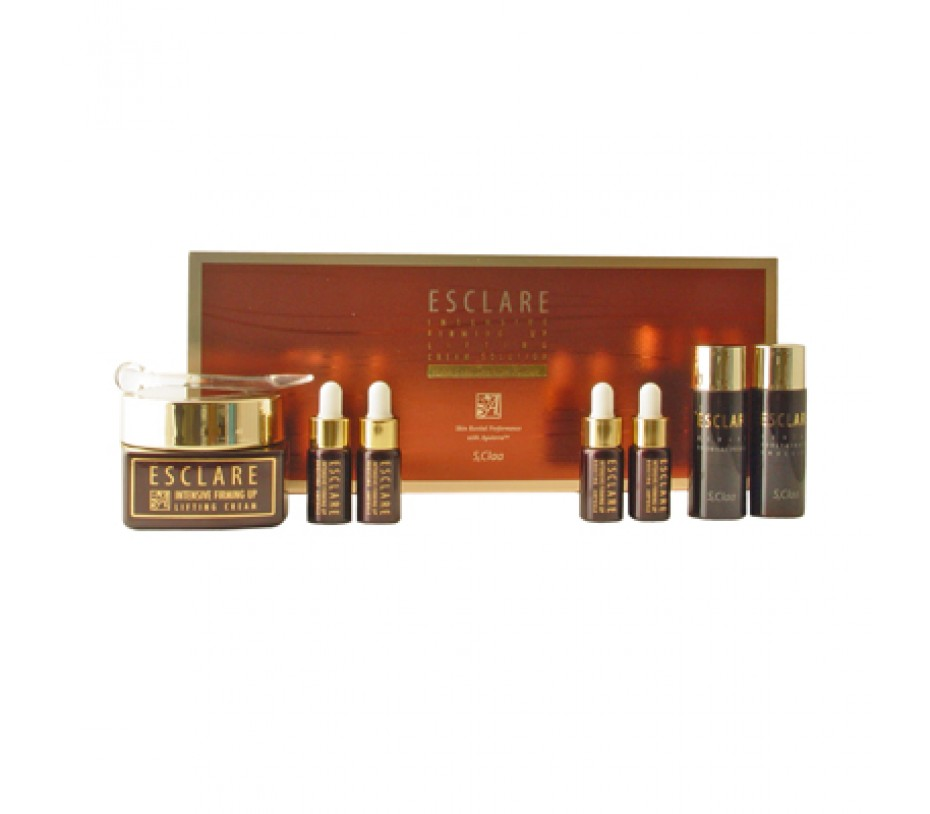 Enprani S, Claa Esclare Intensive Firming Up Lifting Cream Solution Set