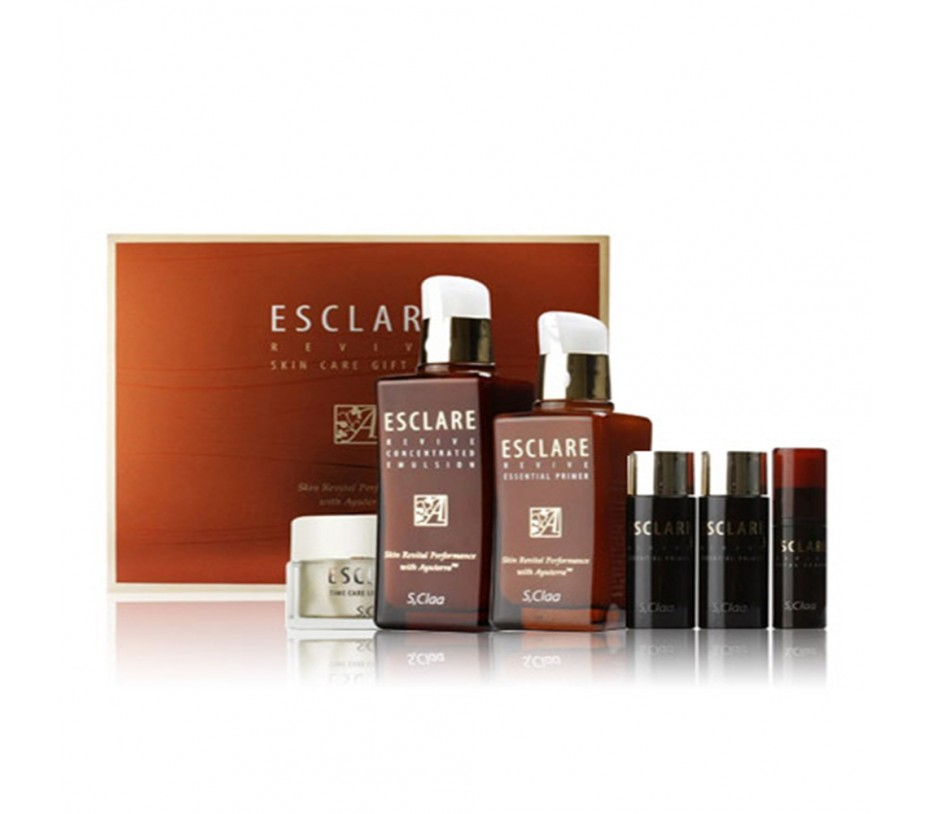 Enprani S, Claa Esclare Revive Skin Care Gift Set