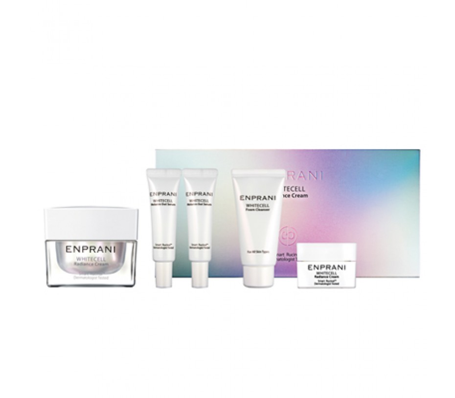 Enprani WhiteCell Radiance Cream 1.69fl.oz/50ml