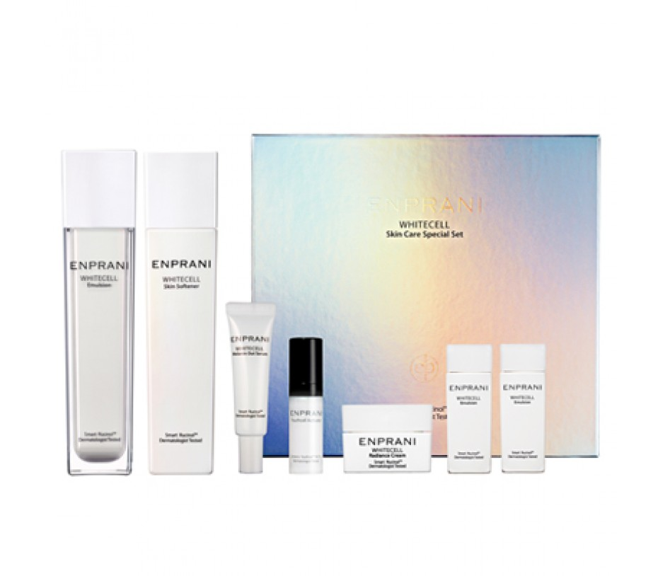 Enprani WhiteCell Skin Care Special Set