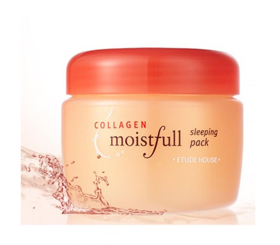 Etude House Collagen Moistfull Sleeping Pack 3.38fl.oz/100ml