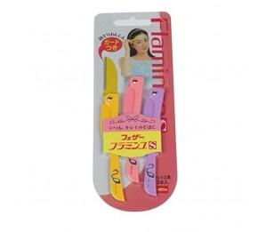 Feather Flamingo Eyebrow Shaver 3pcs (FLS)