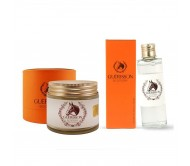 Guerisson Complex Moisturizing Horse Oil Cream + Essence Set