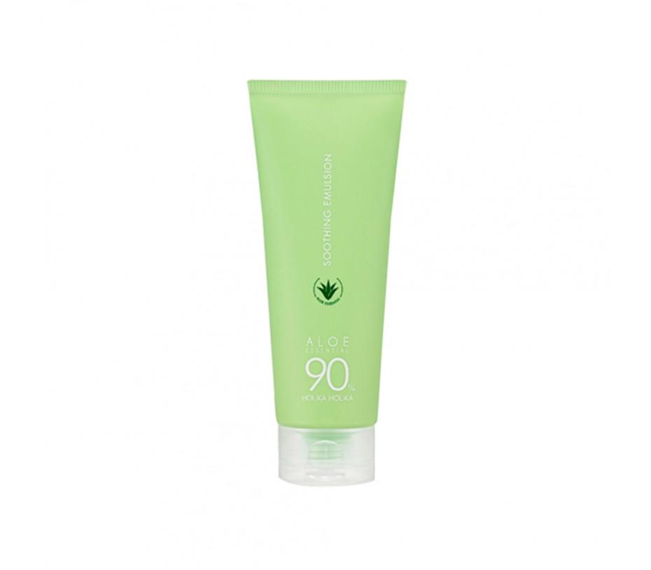 Holika Holika Aloe Essential 90% Soothing Emulsion  5.07fl.oz/150ml