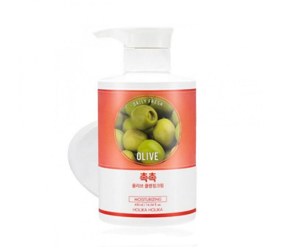 Holika Holika Daily Fresh Olive Cleansing Cream 14.54oz/412g