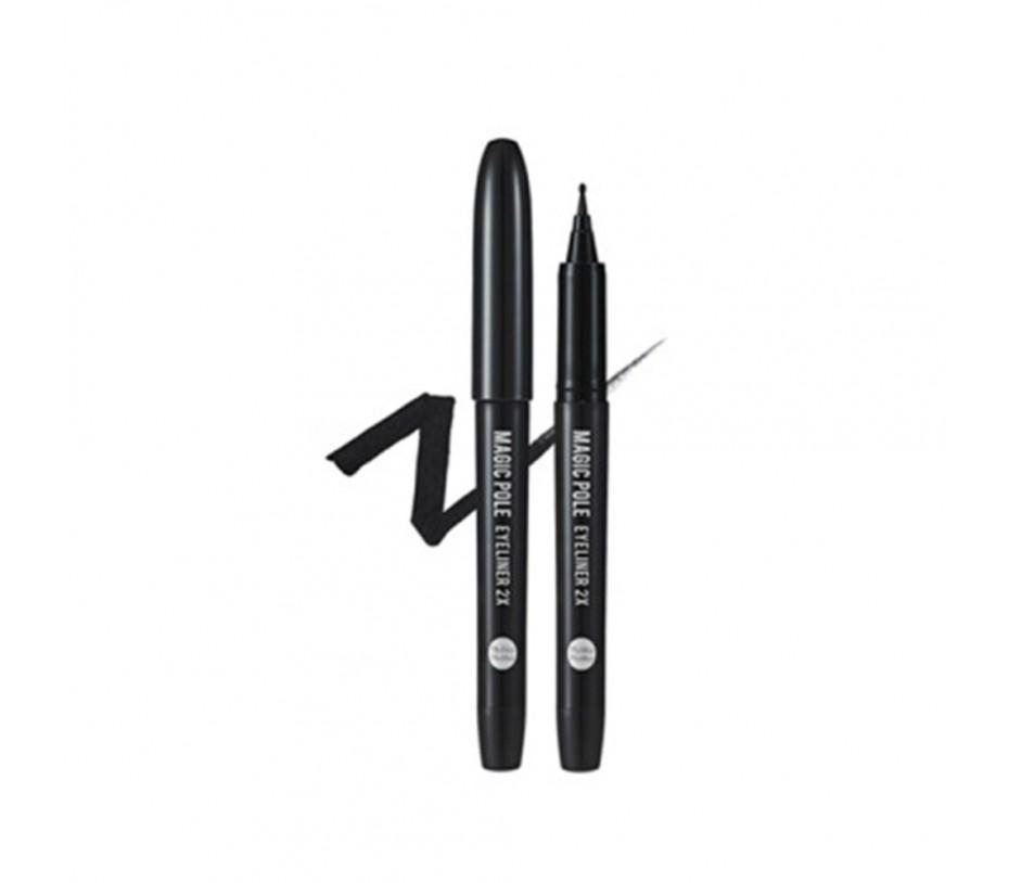 Holika Holika Magic Pole Eyeliner 2x (01 Black)