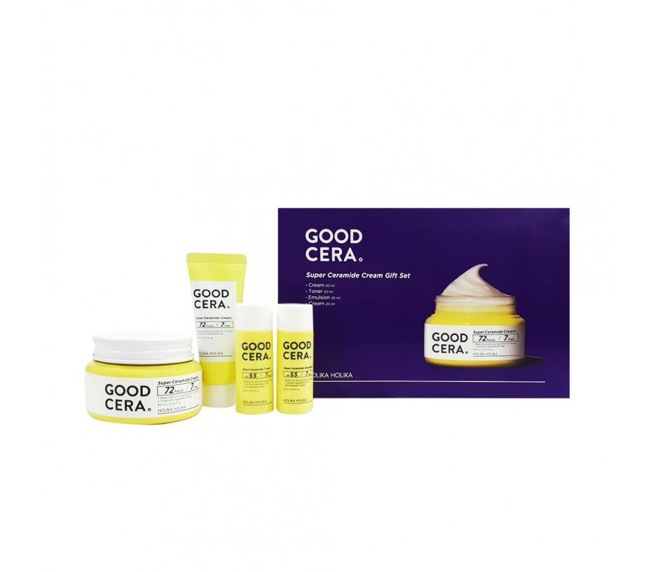 Holika Holika Skin & Good Cera Super Ceramide Cream Gift Set 2.02oz/60ml