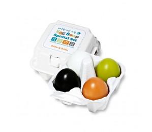 Holika Holika Smooth Egg Skin Egg Soap (4 Kinds)