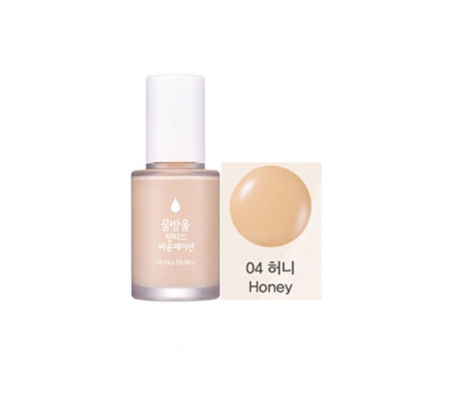 Holika Holika Waterdrop Tinted Foundation (04 Honey)